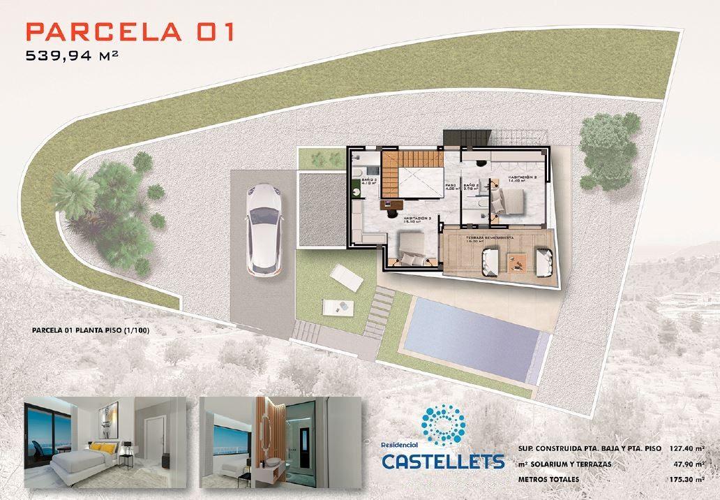 5 pièces  Maison 127 m²