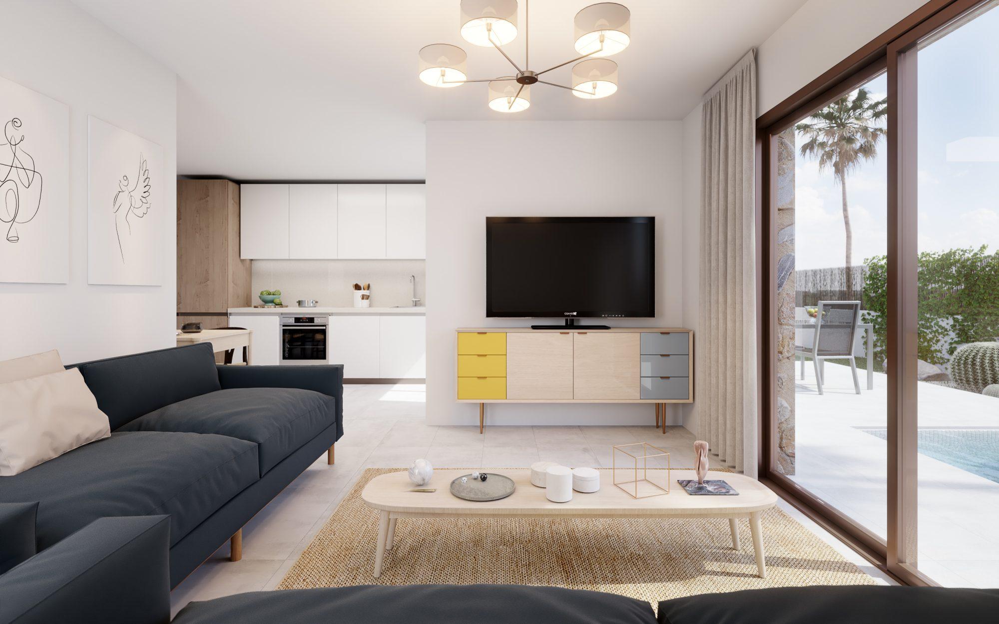 4 pièces  84 m² Maison