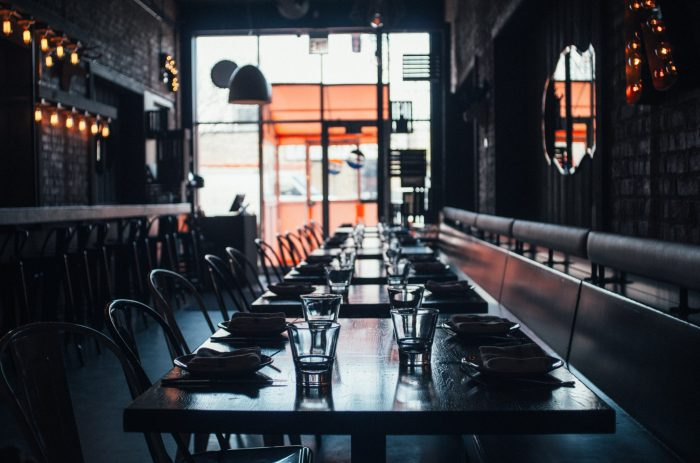 Restaurant, bar