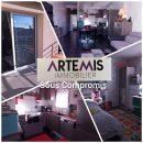 Appartement Saône  53 m² 2 pièces