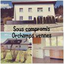 133 m² 8 pièces  Maison Orchamps-Vennes