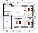 Maison 85 m² 4 pièces  Barbâtre