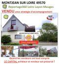 Maison 147 m² Montjean-sur-Loire Centre 5 pièces