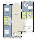 Maison Vaux-sur-Mer  114 m² 4 pièces