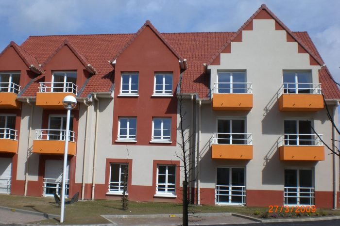 photo de RUE : Appartement T2 avec balcon + parking