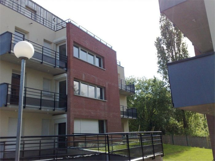 photo de VALENCIENNES : Studio avec balcon et parking