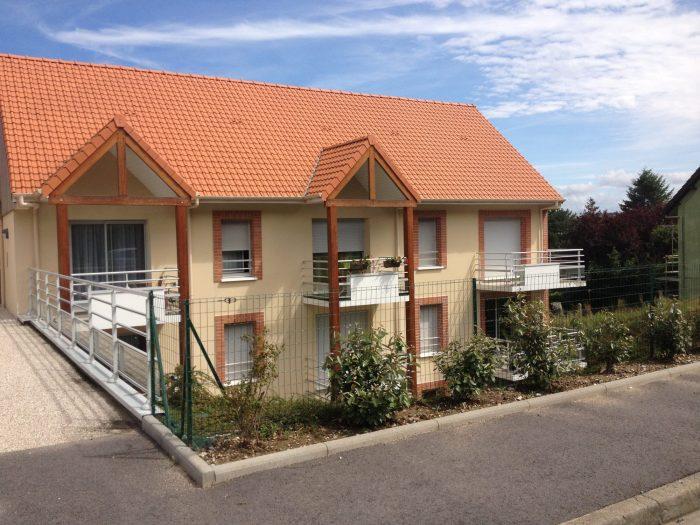 photo de EU : Appartement T2 cabine, balcon et parking