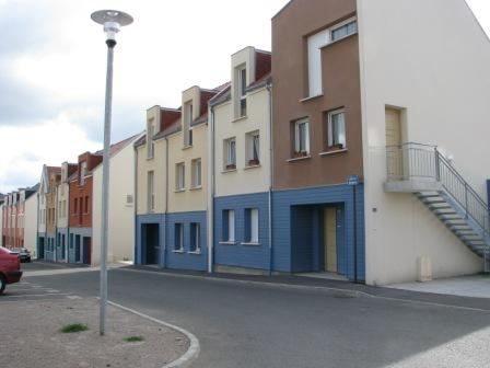 photo de AMIENS - T4 en très bon état avec jardin + garage + parking