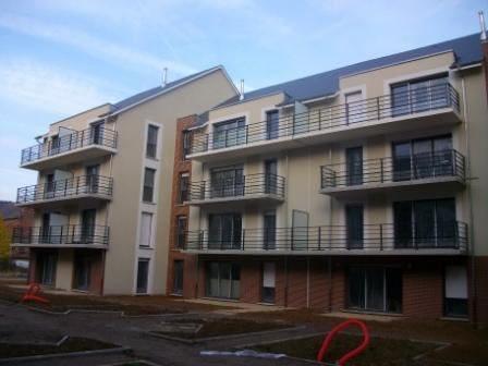 photo de NOTRE DAME DE BONDEVILLE : Appartement T2 avec jardin + parking