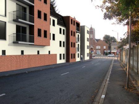 photo de WINGLES - T2 avec balcon + parking