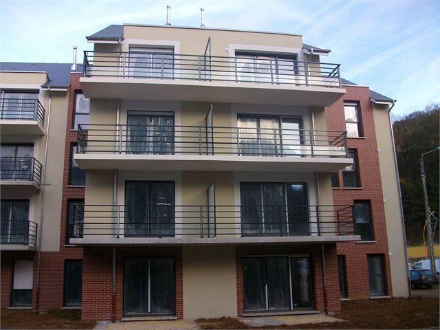 Photo T3 Rouen avec balcon et parking image 1/2