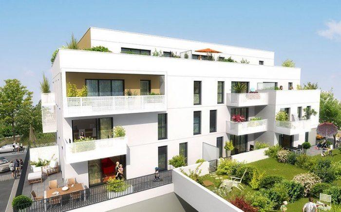photo de ROUEN : T2 avec balcon