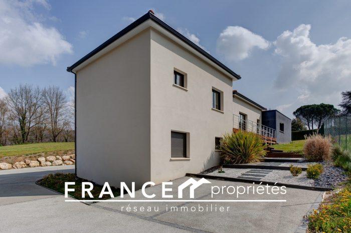 Maison contemporaine Muret 202 m²