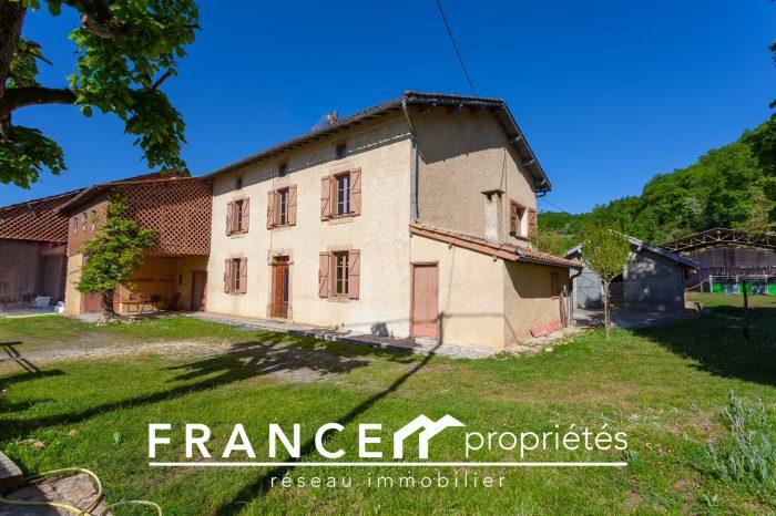 VenteMaison/VillaMARTRES-TOLOSANE31220Haute GaronneFRANCE