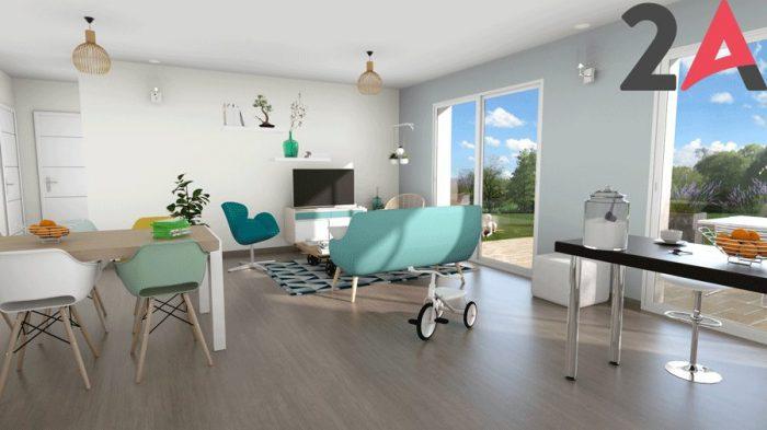 Photo Maison neuve T5 de 100 m² à Saint Bauzille de Montmel image 2/2