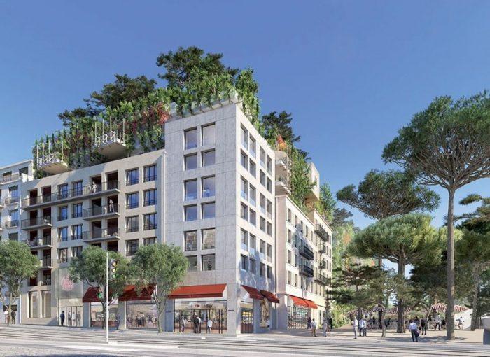 photo de Programme Neuf, Quartier Le Ray, Nice
