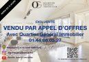 4 pièces Paris  Appartement 200 m²