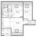 Appartement Huningue  63 m² 3 pièces