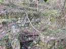 Ruines Ercé sur 655 m2 de terrain