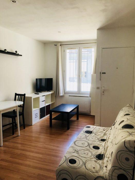 photo de Appartement T2 meublé Rouen Centre
