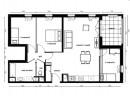 Appartement 4 pièces  Gleizé  80 m²