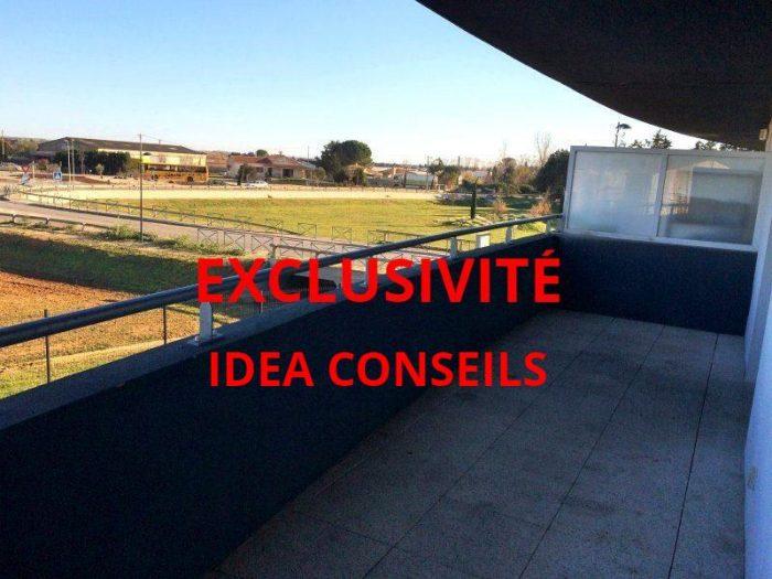 photo de EXCLUSIVITÉ, Aimargues Type 2 de 45.27 m2 hab   terrasse dans la jolie résidence VILLA DOMITIA