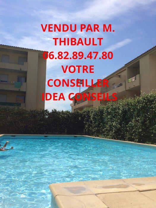 photo de Mtp sud T2 pking privatif dans résidence avec piscine