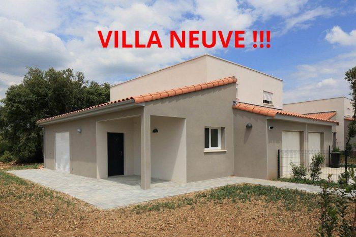 photo de Montpellier Nord Villa de type 4 de 99.45 m2 hab sur 270 m2 de terrain