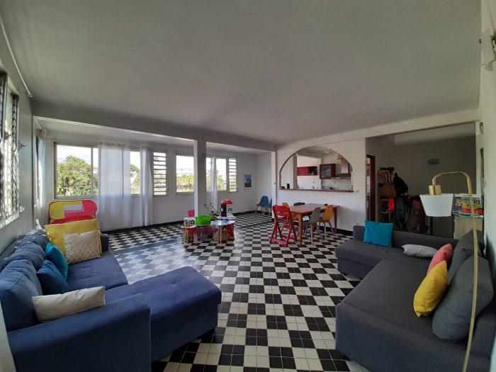FORT DE FRANCE,FORT DE FRANCE   5 pièces 110 m² Appartement