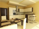 Appartement 55 m² 2 pièces Paris