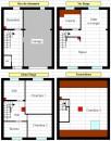 156 m² Braine l'Alleud  3 chambres  Maison