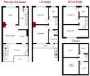 Maison 4 chambres Namur Province de Namur 0 m²