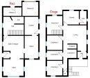 5 chambres Maison Thy-Le-Château Province de Namur 103 m²