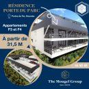 Appartement Nouméa Portes de Fer 106 m² 4 pièces