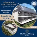Appartement Nouméa Portes de Fer 72 m² 3 pièces