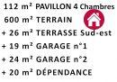 Maison 112 m² 5 pièces La Suze-sur-Sarthe
