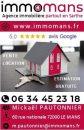 4 pièces 92 m²  Maison Le Mans LE MANS