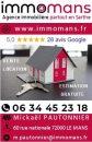 Maison 277 m² 8 pièces Le Mans SARTHE SUD