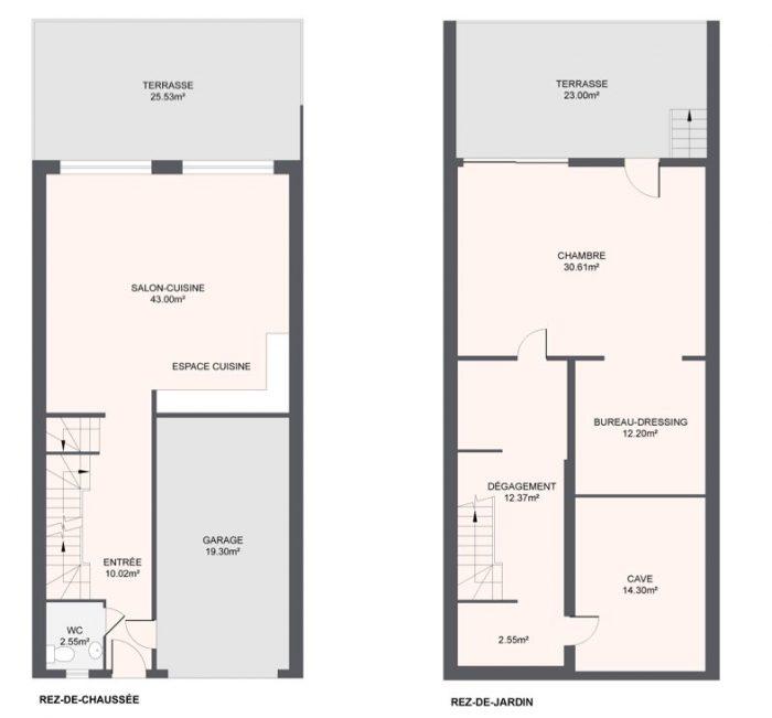 Maison Neuve 4 Chambres