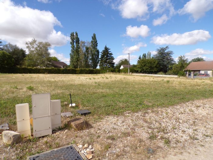 Vente Terrain BRECY 18220 Cher FRANCE