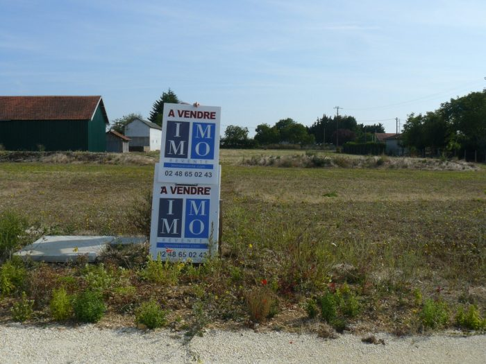 Vente Terrain SAINT-JUST 18340 Cher FRANCE