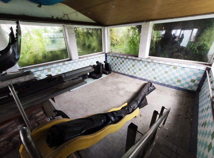 Photo maison avec entrepôt + 4 garages + remise+ maisonette avec piscine + jardin image 27/27