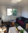 Appartement 53 m² 2 pièces  GEISPOLSHEIM