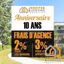 GROSLAY CALME ET RESIDENTIEL 3 pièces Appartement 63 m²