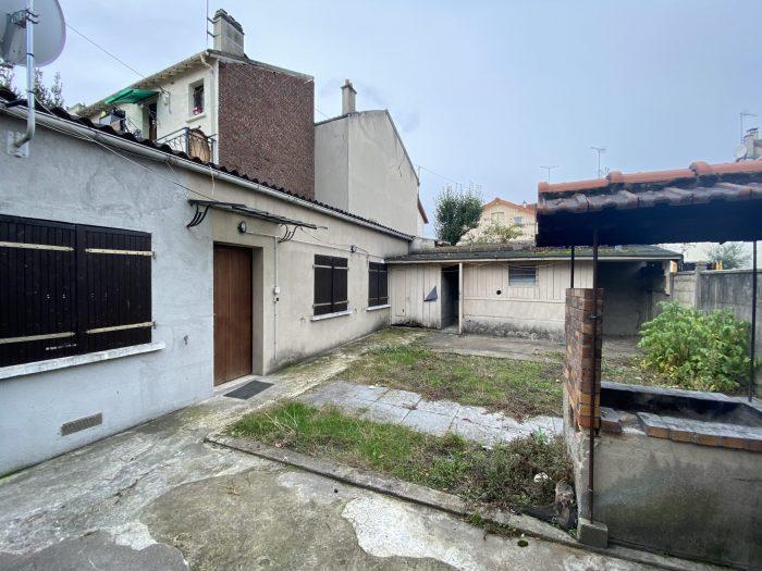 VenteMaison/VillaEPINAY-SUR-SEINE93800Seine Saint DenisFRANCE