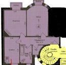 Appartement 41 m² Boulogne-Billancourt  2 pièces