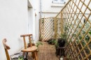 Appartement  Paris Village Saint Blaise 2 pièces 33 m²