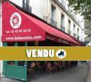 Fonds de commerce 190 m² Paris    pièces