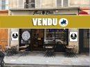 Paris   pièces Fonds de commerce  45 m²