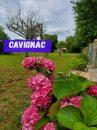 Maison 80 m² 3 pièces  Cavignac